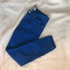 J. Crew Lookout High Rise Skinny